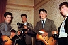 The Quarrymen - the first glimpse of The Beatles to be.